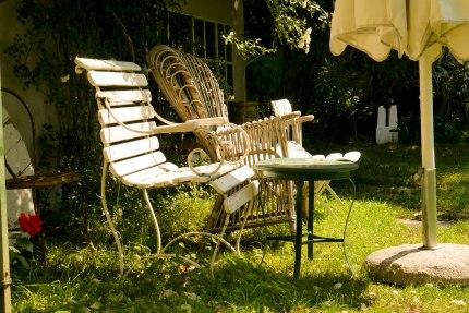 Charming Backyard of the House on the Lake of Mergozzo