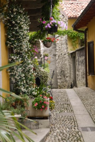 Little street of Mergozzo