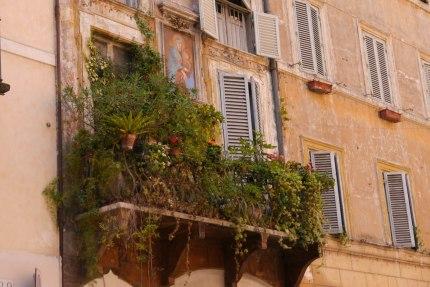 City Wandering Rome