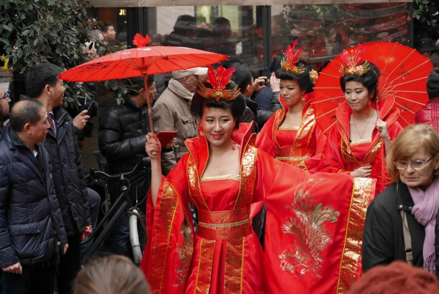 Chinese New Year in Milano