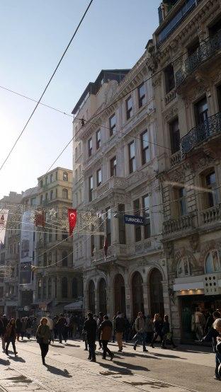 Istiklar street