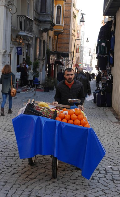 People of Istanbul