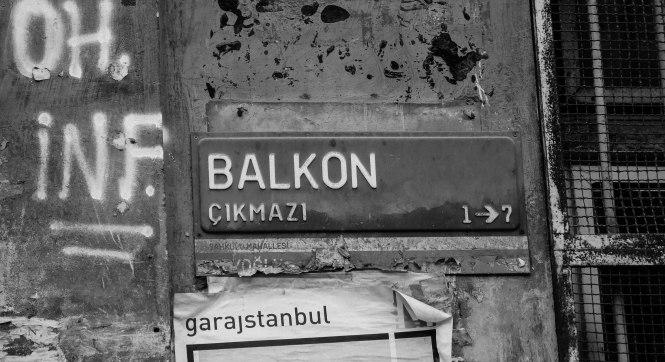 Balkon str