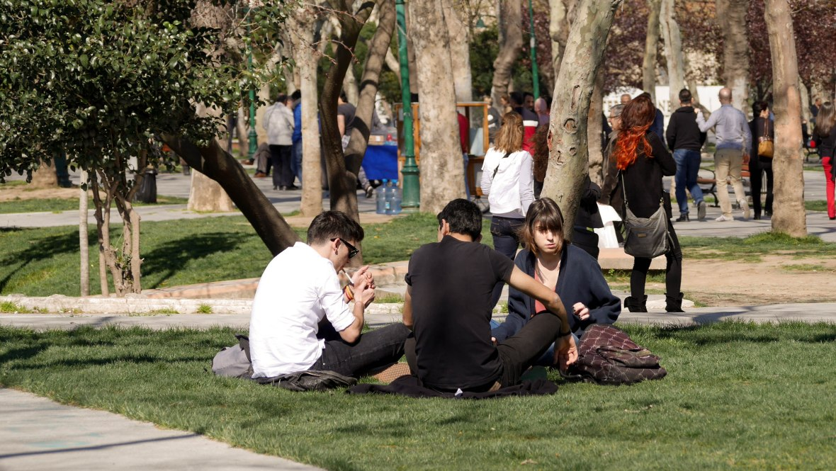 Gezi park