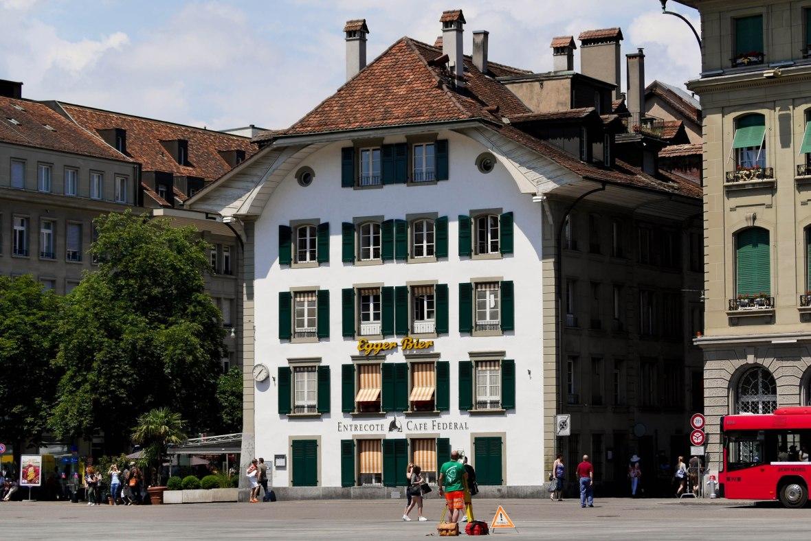 Bundesplatz, Bern