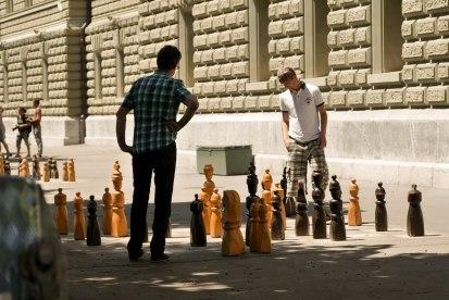 Bundestag chess, Bern
