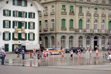 Water games, Bern
