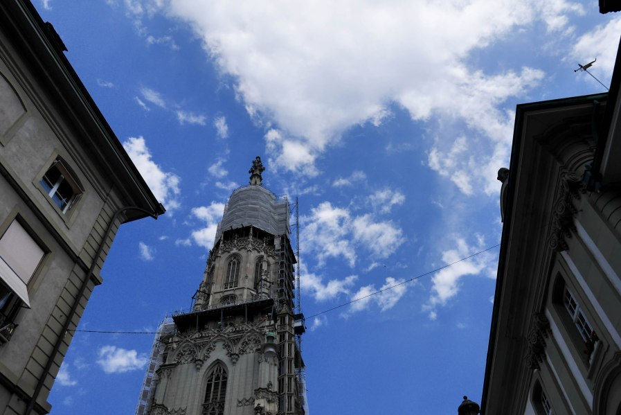 Summer, Bern