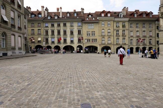 Münsterplatz, Bern