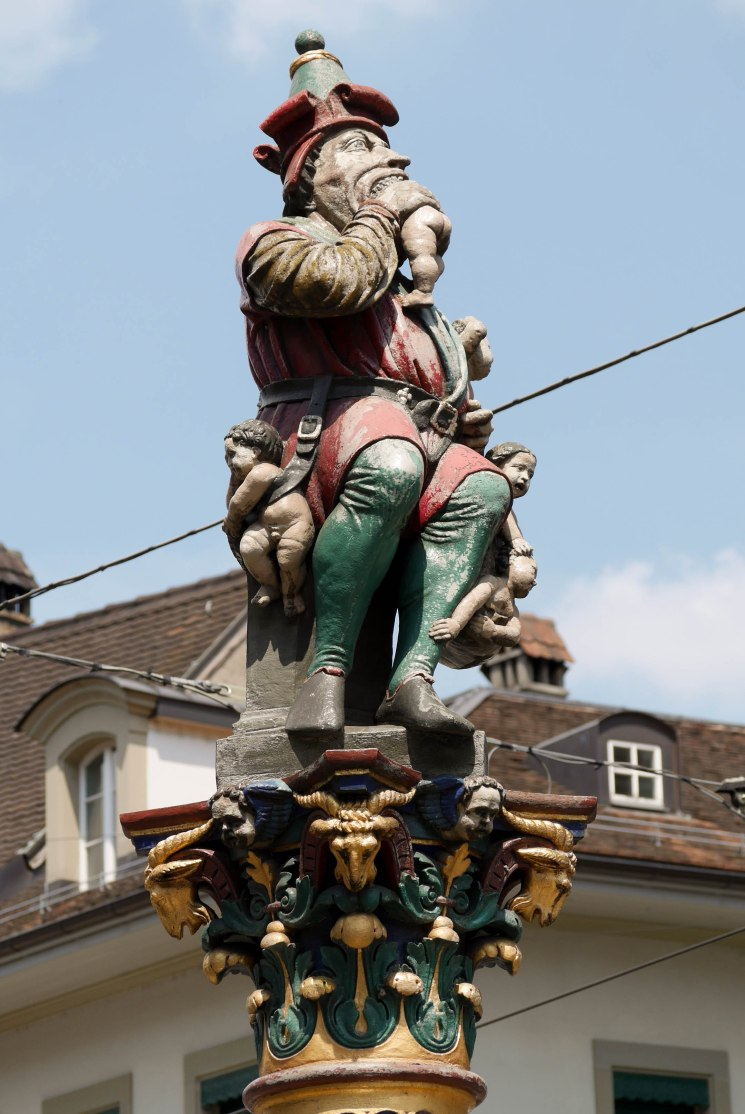 Fountainhead, Bern