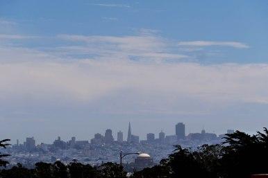 Cityscape of San Francisco