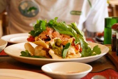 Bali nachos