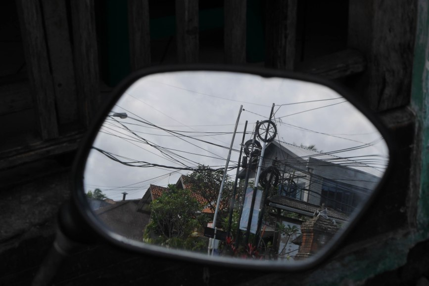 Bali in the mirror