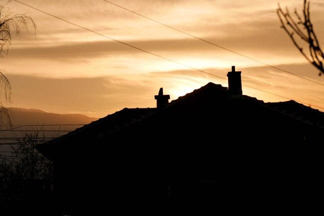 Roofs in Zvanichevo