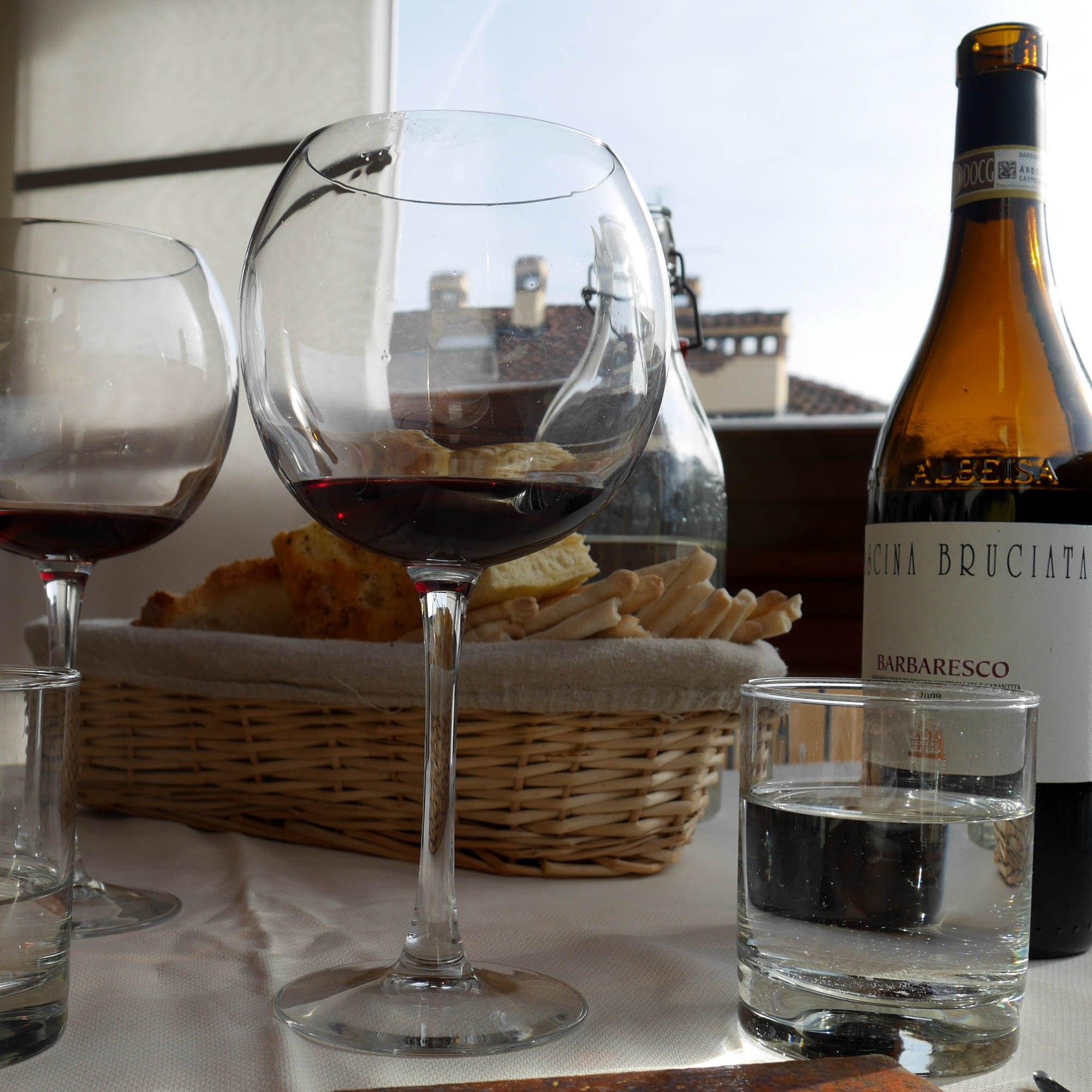 Barbaresco wine