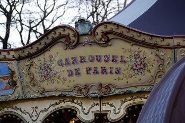 Carrousel, Paris