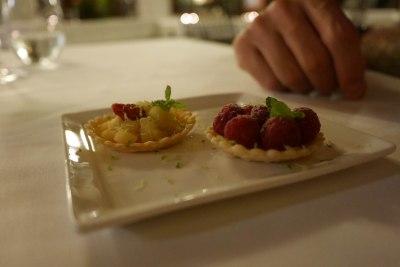 Dinner at Ses Rotges