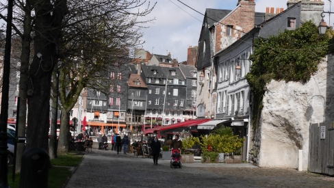 Towards the Vieux Port