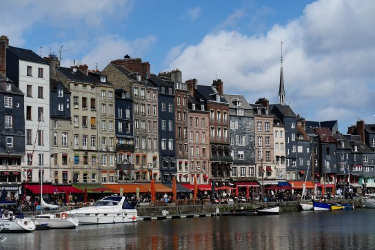 Old Port of Honfleur