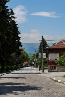 Bratsigovo, street