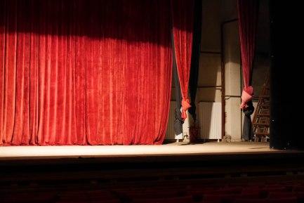 Bratsigovo, Chitalishte Vasil Petleshkov, Theatre hall