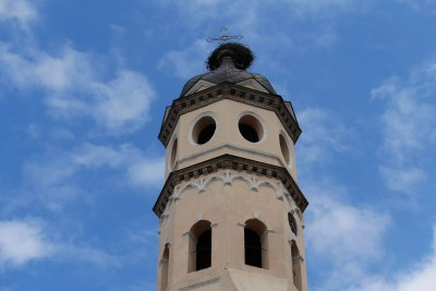 Bratsigovo, church tower