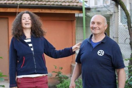 Spasiya and my father
