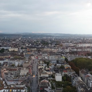 Basel from the top
