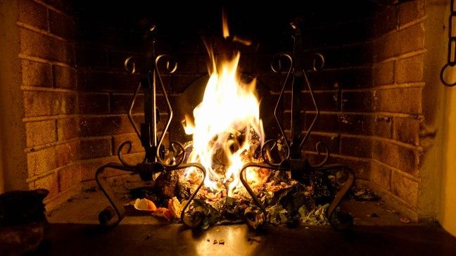 Mandatory Christmas fire